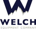 welch equipment logo