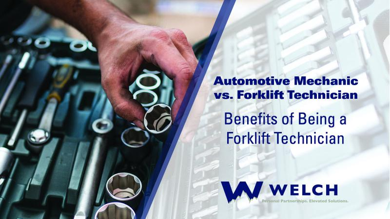 AUTOMOTIVE MECHANIC VS. FORKLIFT TECHNICIAN: THE BENEFITS OF BEING A FORKLIFT TECHNICIAN 5