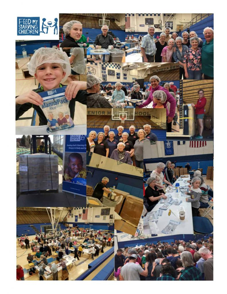 Forklift Donations Help Provide Over 101,000 Meals to Feed My Starving Children 1