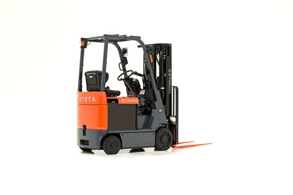 toyota core electric forklift