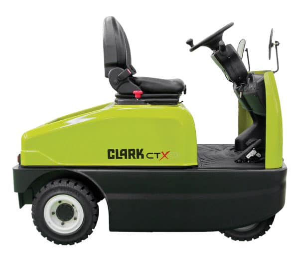 Electric 3-Wheel Tow Tractor