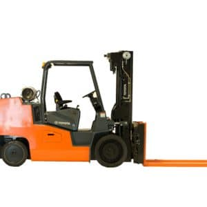 Toyota High Capacity Forklift