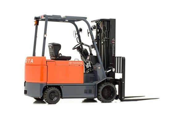 toyota large electric forklift