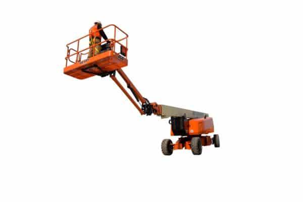 jlg 1500ajp articulating boom lift application