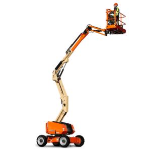 jlg 340 aj articulating boom lift