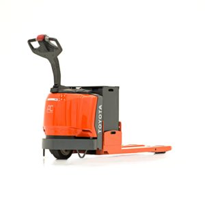 toyota large electric walkie pallet jack
