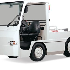 toyota large tow tractor