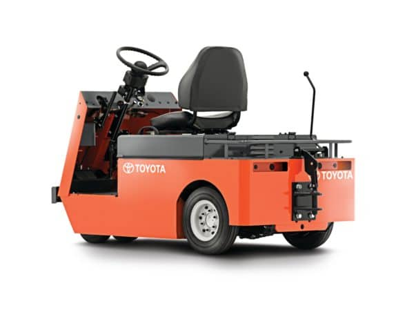 toyota mid tow tractor