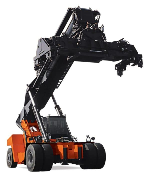 toyota reach stacker