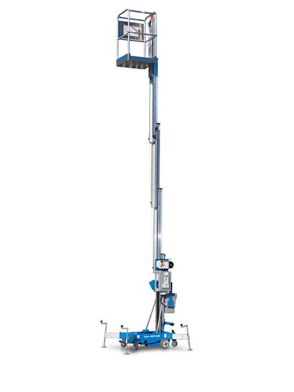 genie awp-20s aerial work platform