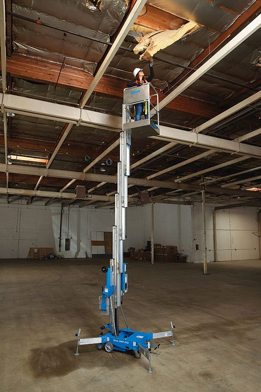 genie awp-30s aerial work platform application