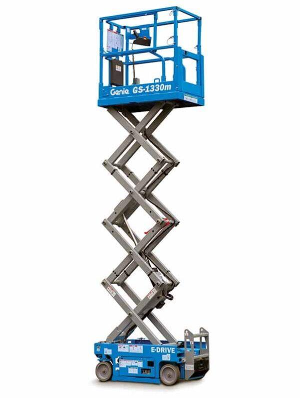 genie gs-1330m scissor lift