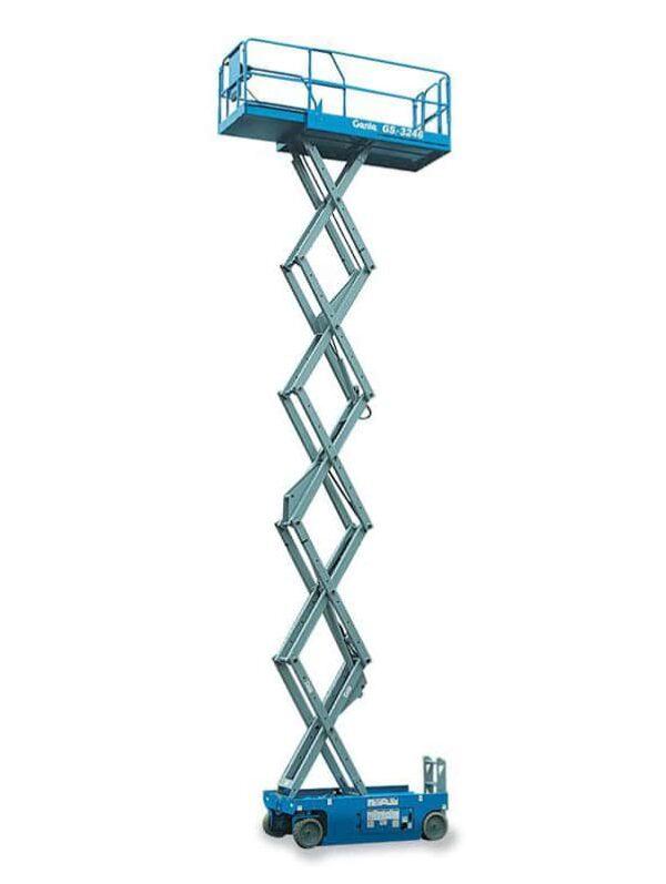 genie gs-2046 scissor lift