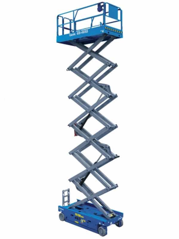 genie gs-4655 scissor lift