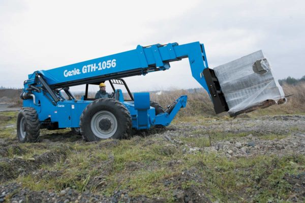 genie gth-1056 telehandler application