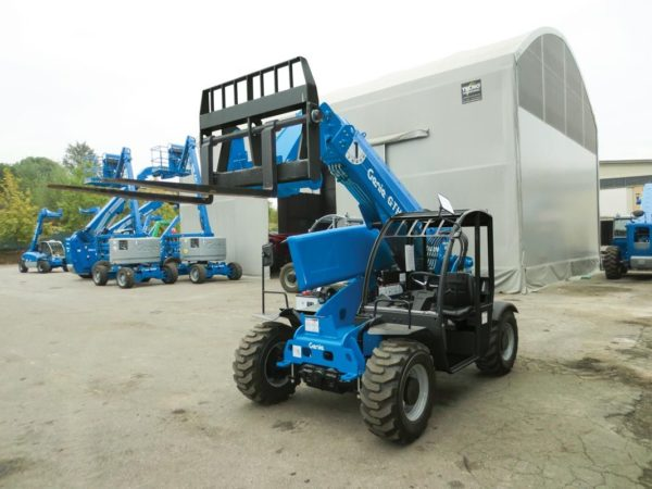 genie gth-5519 telehandler application