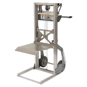 genie load lifter material lift