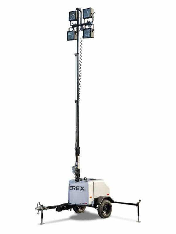 terex rl-4 light tower