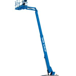 genie s-45 hf telescopic boom lift