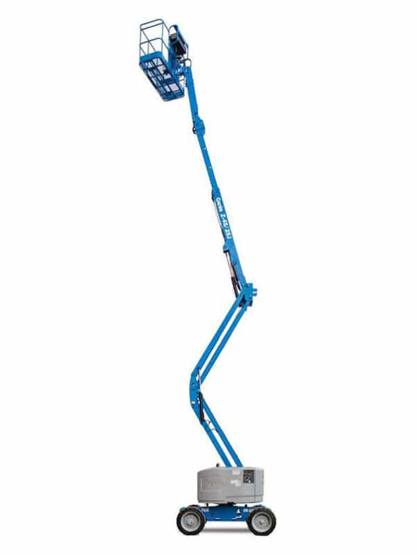 genie z-45/25 rt articulating boom lift