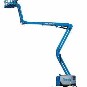 genie z-45 xc articulating boom lift