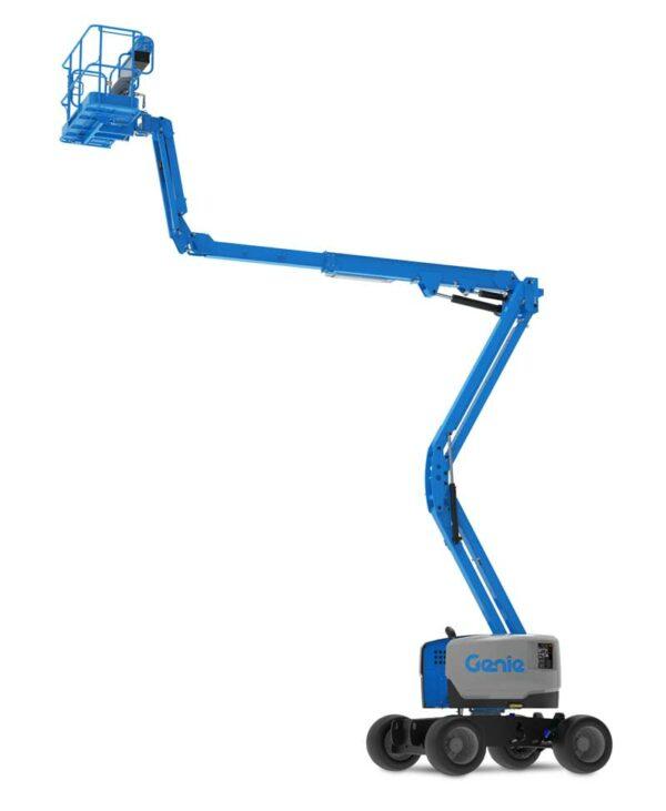 genie z-45 hf articulating boom lift