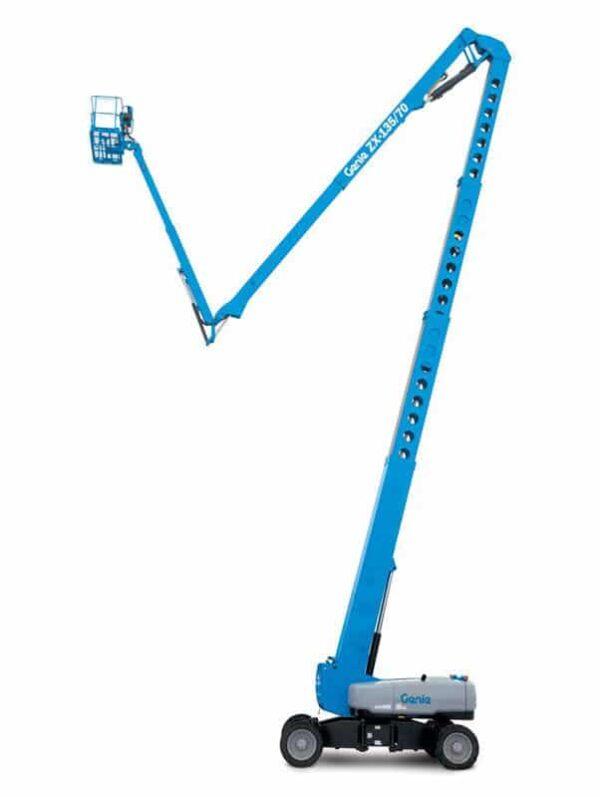 genie zx-135/70 articulating boom lift