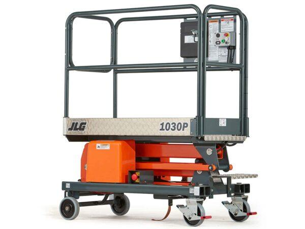 jlg 1030p push around lift
