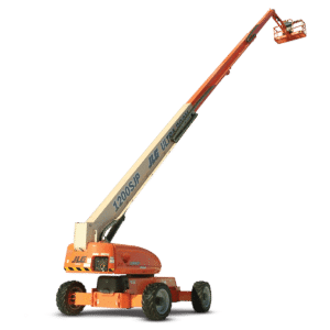jlg 1200sjp telescopic boom lift