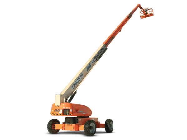 jlg 1200sjp telescopic boom lift