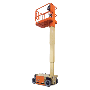 jlg 1230es driveable vertical mast lift
