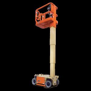 jlg 1230es driveable vertical mast lift