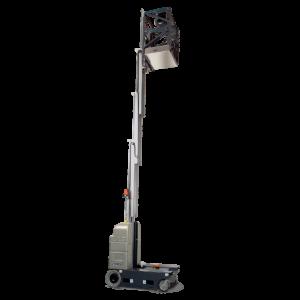jlg 20mvl driveable vertical mast lift