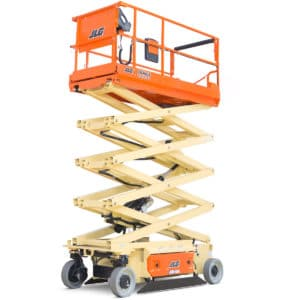 jlg 2646es electric scissor lift