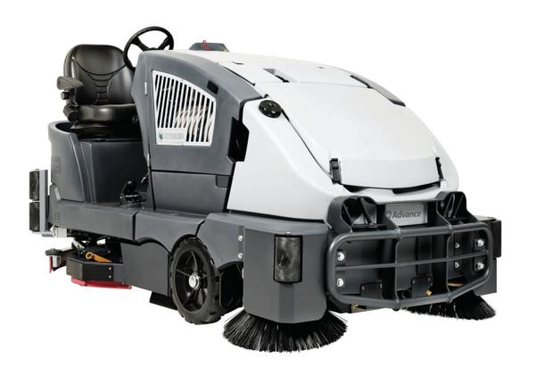 nilfisk cs7010 sweeper scrubber