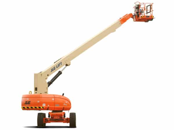 jlg 800s telescopic boom lift