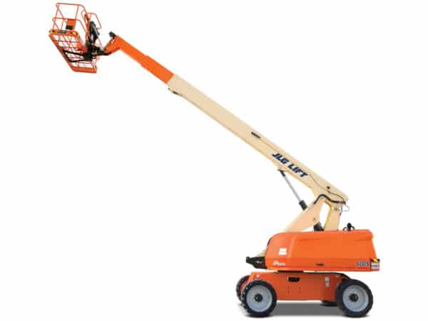 jlg 600s telescopic boom lift