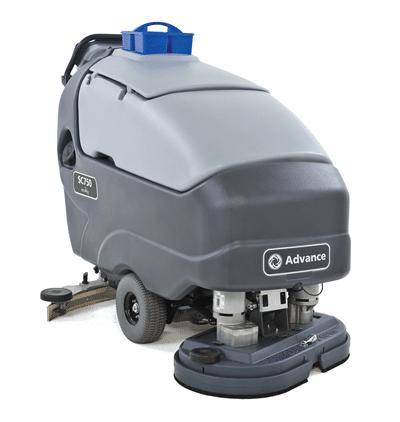 nilfisk sc750 walk behind floor scrubber
