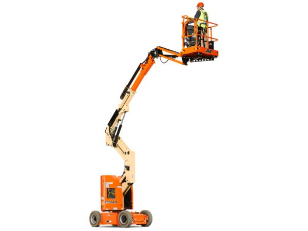 jlg e300ajp articulating boom lift