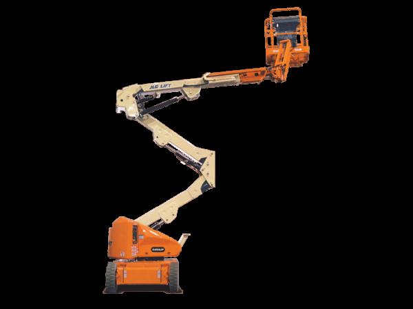 jlg e400ajp articulating boom lift