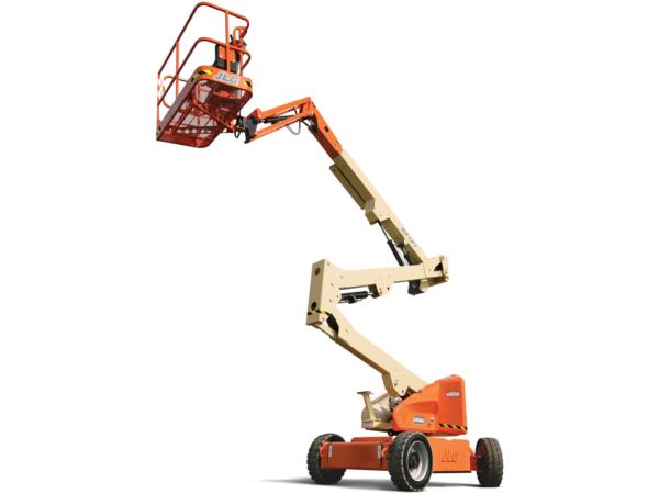 jlg e450ajp articulating boom lift