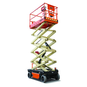 jlg r3246 electric scissor lift