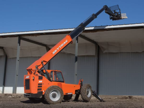 skytrak 10054 telehandler application