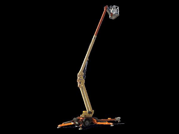 jlg t500j towable boom lift