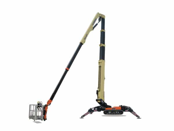 jlg x1000aj compact crawler boom lift