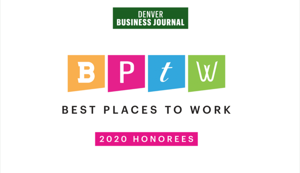 Welch Equipment Named Denver Business Journal 2020 Best Places to Work Finalist 5