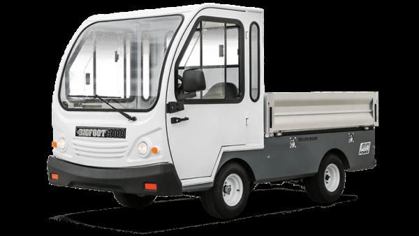 taylor dunn bigfoot 3000 utility vehicle