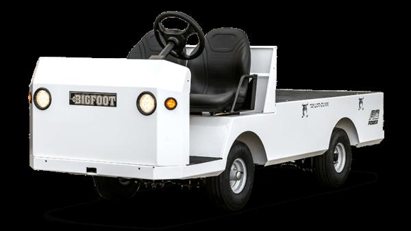 taylor-dunn bigfoot utility vehicle