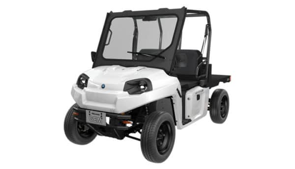 GEM eM 1400 LSV UTILITY VEHICLE 1