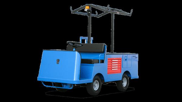 taylor-dunn mx-1600 utility vehicle